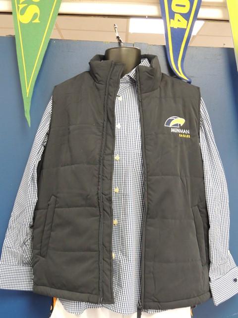 Unisex Puffer Vest