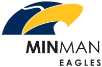 MinMan Eagles Logo