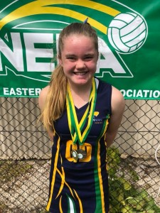2018 NENA Under 15 Best on Court - Ella Smith MinMan